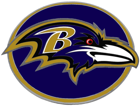 Baltimore Ravens Hitch Cover