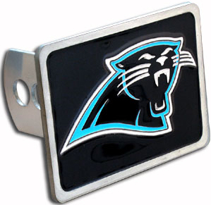 Carolina Panthers Hitch Cover