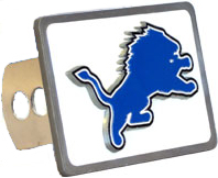 Detroit Lions Hitch Cover