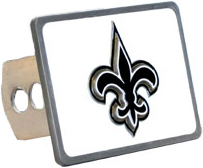 New Orleans Saints Hitch Cover