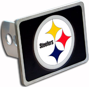 Pittsburgh Steelers Hitch Cover