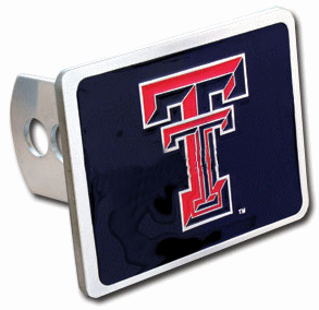 Texas Tech Red Raiders Hitch Cover
