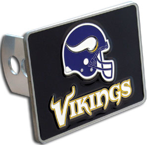 Minnesota Vikings Hitch Cover