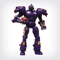 Minnesota Vikings FOX Robot Action Figure