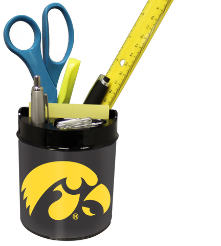 Iowa Hawkeyes Small Desk Caddy