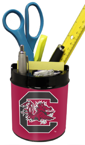 South Carolina Gamecocks Small Desk Caddy