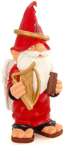 Anaheim Angels Garden Gnome Thematic