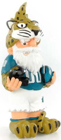Jacksonville Jaguars Garden Gnome Thematic