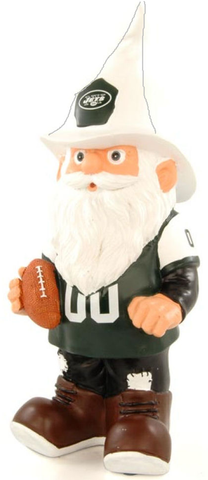 New York Jets Garden Gnome Thematic