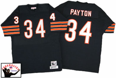 detailing e900a fd382 Chicago Bears Walter Payton Jersey 1975 - Walter Payton 54 (3XL) Jersey