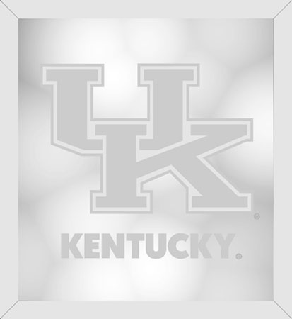 Kentucky Wildcats Etched Mirror 16 x 17.5 - Without Frame
