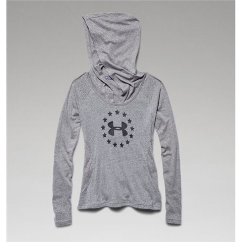 UA FREEDOM Women's Triblend Hoody