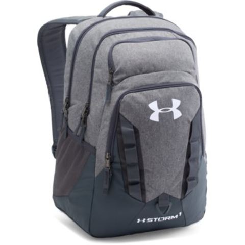 UA RECRUIT BACKPACK-GPH-GPH-WHT