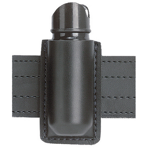 MACE HOLDER PL.BLK.