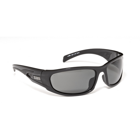 Shear Polarized Eyewear Black