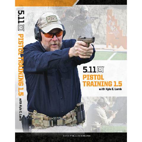Pistol Training 1.5 Video