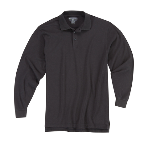 Utility Polo Long Sleeve