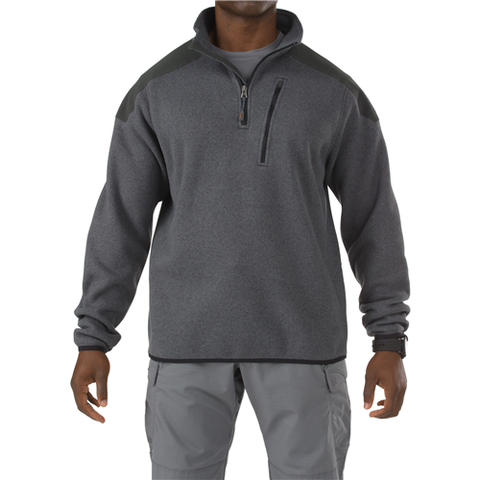 Tactical 1-4 Zip Sweater