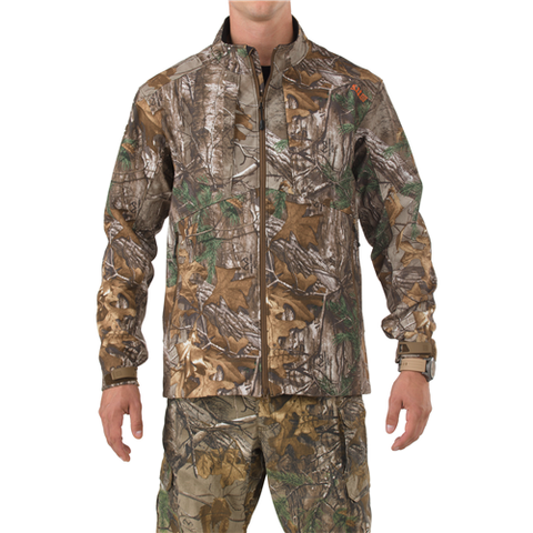 Sierra Softshell Realtree