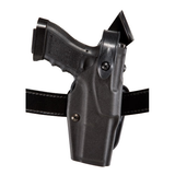 6367 ALS-SLS Belt Loop Holster w-Hood Guard