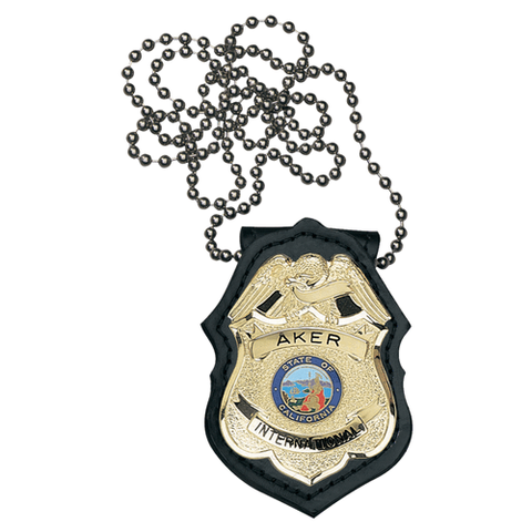 690 Recessed Federal Badge Holder