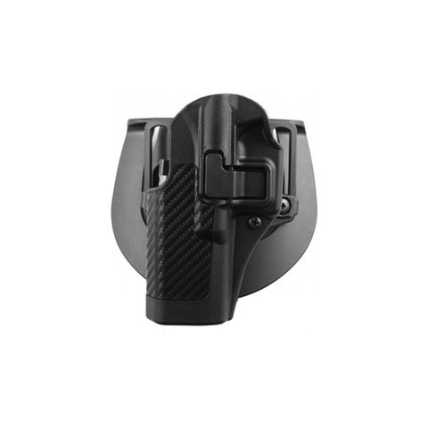 Cf Holster W- Bl & Paddle - Se