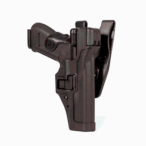 SERPA LEVEL 3 DUTY HOLSTER LEF