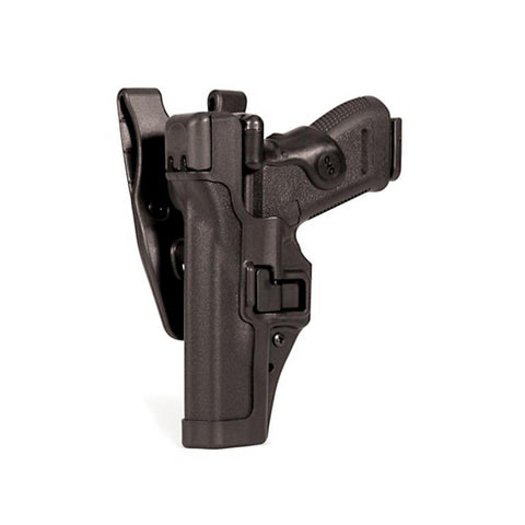 Lvl3 SERPA Duty Holster, LH