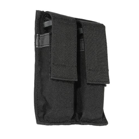 DOUBLE PISTOL MAG POUCH - HOOK