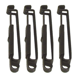 ALICE CLIP (4 PACK)-METAL