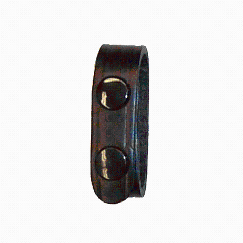 "STALLION LEATHER - 3-4"" WIDE BELT KEEPER"