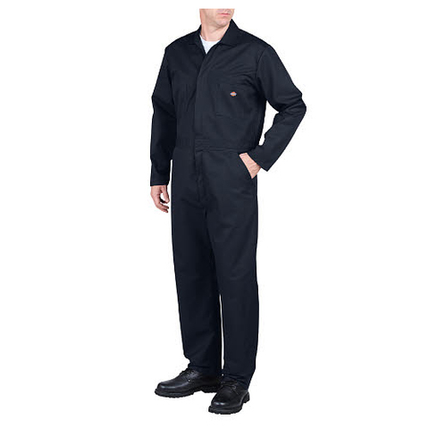 Men's Twill Long Sleeve Coverall