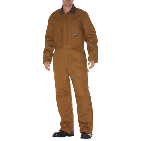 Duck Insulated Coverall