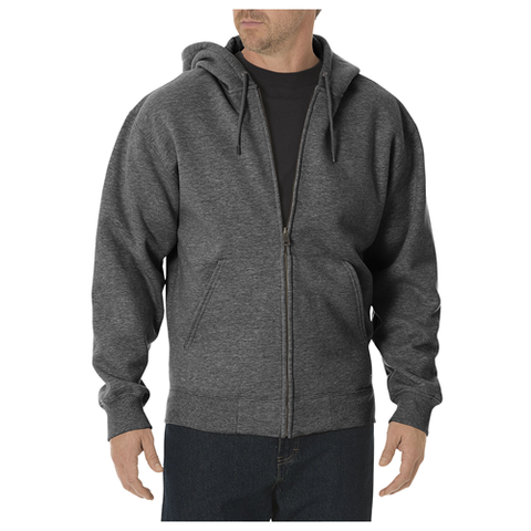Dickies - Midweight Fleece Full Zip Hoodie