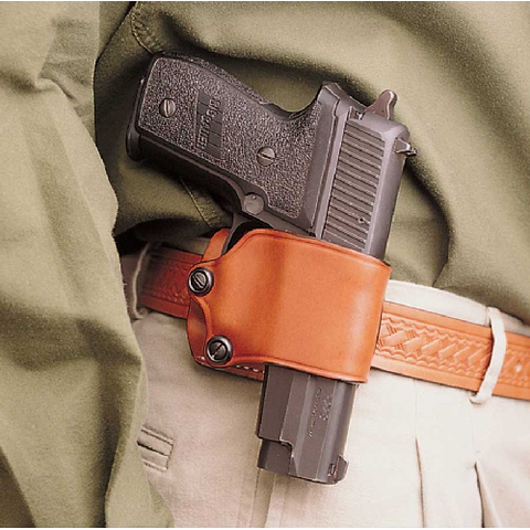 Yaqui Belt Holster
