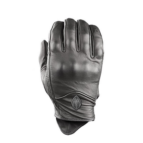 Damascus - ATX95 All-Leather Gloves w- Knuckle Armor