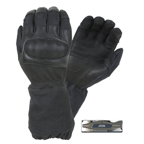 Damascus - SPECOPS TACTICAL GLOVES, HARD KNUCLES