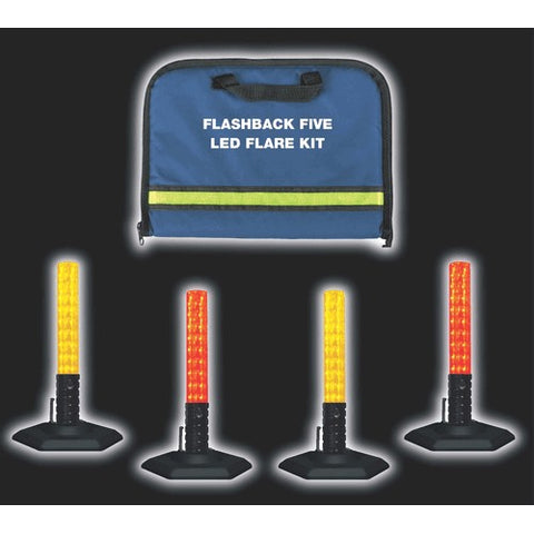 Flashback 5 Led Flare Kit (4 P