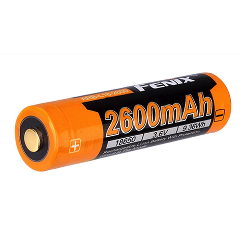 FENIX ARB-L18-2600 Rechargeable 18650 Battery