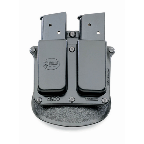 Single Stack Double Magazine Pouch