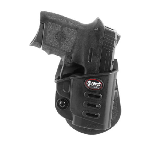 Evolution Series Holsters - Paddle - S&W Body Guard 380