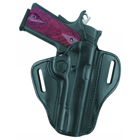 OPEN TOP TWO SLOT HOLSTER