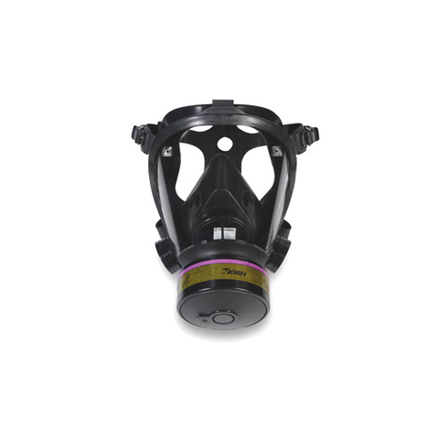 OPTI-FIT TACTICAL GAS MASK LG