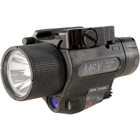 MX Extreme Series LED With Green Laser