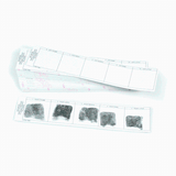 POSTMORTEM CARD STRIPS, 50-R,