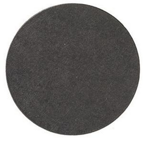 "1"" ROUND PASTERS BLACK (200)"