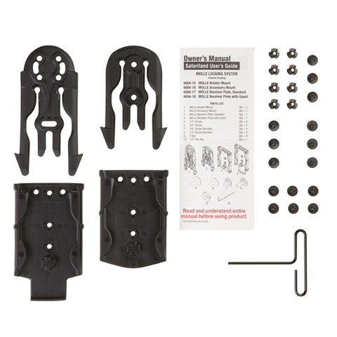 Molle Locking System Mls Kit