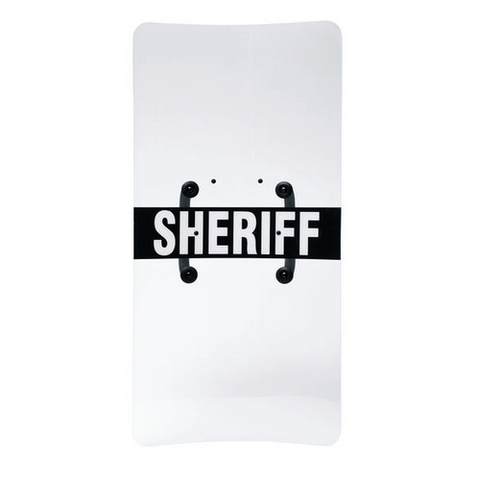 "Capture Shield w- Ambidextrous Handle, 24"" X 48""   Clear"