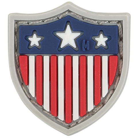 "USA Shield Micropatch 0.8"" x 0.9"" (Full Color)"