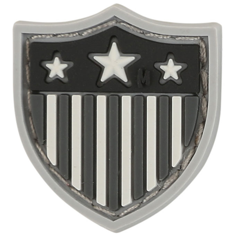 "USA Shield Micropatch 0.8"" x 0.9"" (SWAT)"